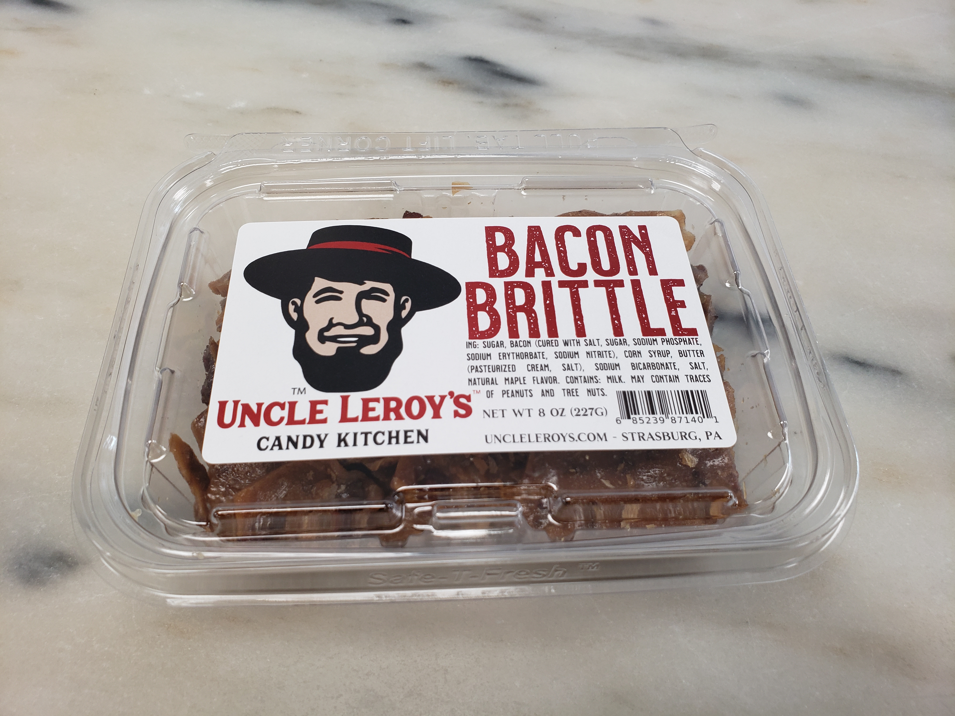 | Bacon Brittle