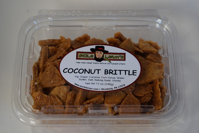 | Coconut Brittle