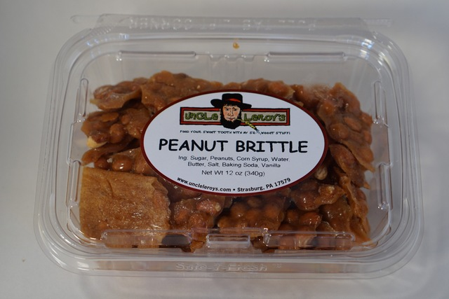 | Traditional Peanut Brittle